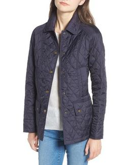 'beadnell - Summer' Quilted Jacket