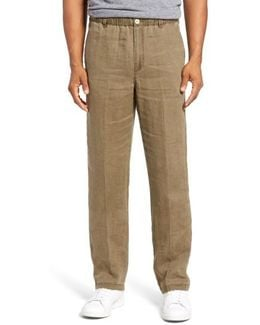 'new Linen On The Beach' Easy Fit Pants