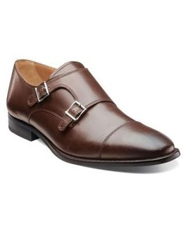 'sabato' Double Monk Strap Shoe