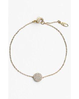 'geo' Station Bracelet