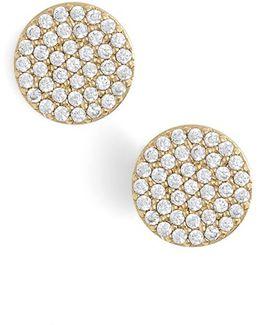 'geo' Stud Earrings