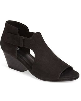 Iris Suede Ankle Boots