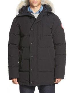 Carson Slim-Fit Fur-Trimmed Hooded Packable Parka