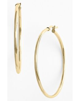 14k Gold Hoop Earrings (nordstrom Exclusive)