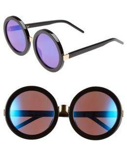 'malibu Deluxe' 55mm Retro Sunglasses
