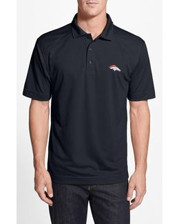 'denver Broncos - Genre' Drytec Moisture Wicking Polo