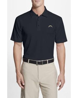 'San Diego Chargers - Genre' Drytec Moisture Wicking Polo