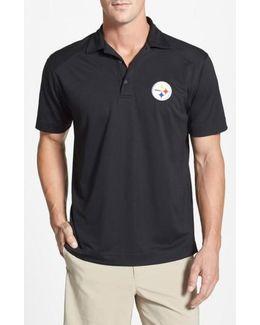 'Pittsburgh Steelers - Genre' Drytec Moisture Wicking Polo