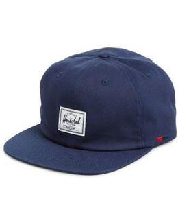 'albert' Cotton Baseball Cap
