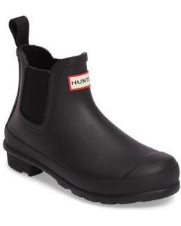 'original' Waterproof Chelsea Rain Boot