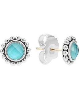 Maya Doublet Stud Earrings