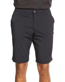 'matchplay' Moisture Wicking Golf Shorts