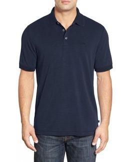 'little Zig Zag' Short Sleeve Polo