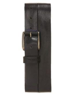 'jean' Leather Belt