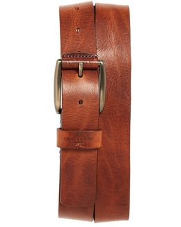 'jean' Leather Belt