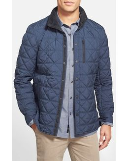 'Bernhold' Quilted Thermore Insulated Jacket