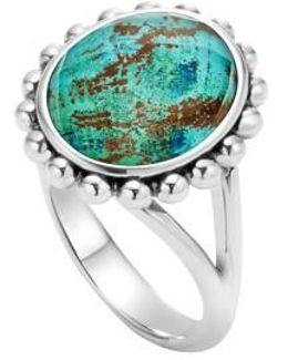 'maya' Small Doublet Ring
