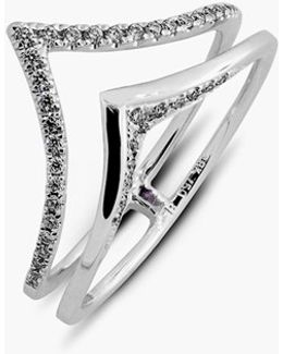 Prism Chevron Diamond Ring (limited Edition) (nordstrom Exclusive)