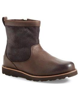 Ugg Hendren Tl Waterproof Zip Boot
