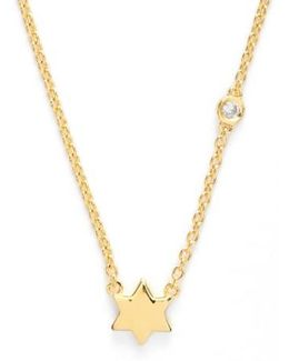 'star Of David' Necklace