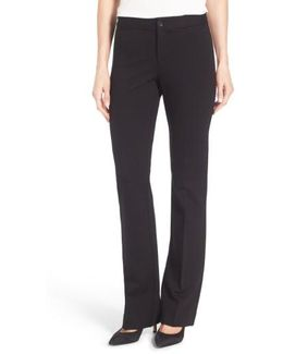 Michelle Stretch Ponte Trousers