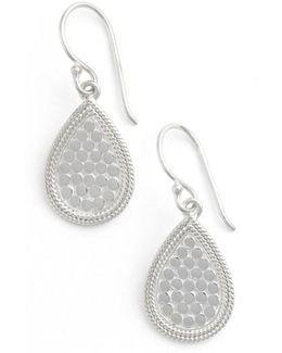 'gili' Small Teardrop Earrings