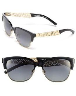 56mm Polarized Sunglasses