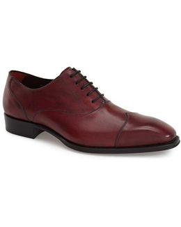 'toulouse' Cap Toe Oxford