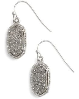 'lee' Small Drop Earrings