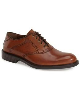 'tabor' Saddle Shoe