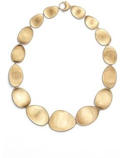 'lunaria' Collar Necklace