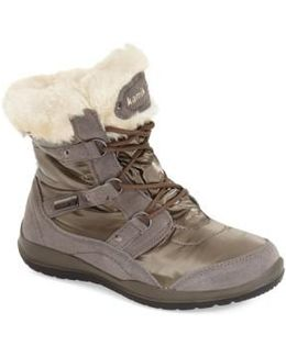 Sofia Water-Resistant Snow Boots