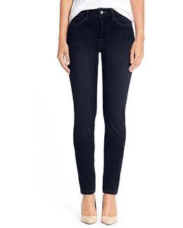 'ami' Stretch Skinny Jeans