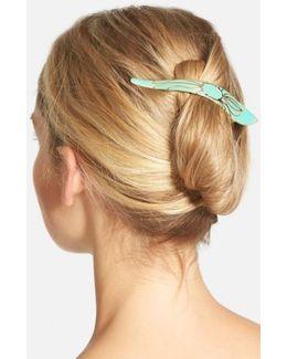 'maximus Lotus' Hair Clip