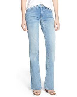 'barbara' Stretch Bootcut Jeans