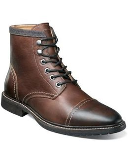 'indie' Cap Toe Boot