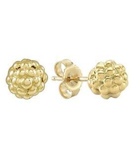 'caviar Icon' Stud Earrings