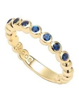 Covet Stone Caviar Stack Ring