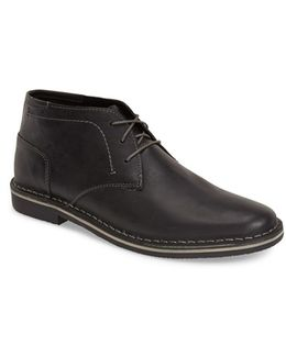 Harken Leather Chukka Boot