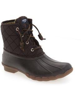 'Saltwater' Waterproof Rain Boot