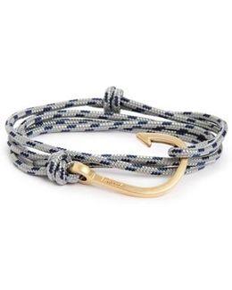 Hook Rope Wrap Bracelet