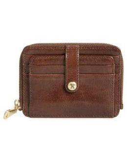 'katya' Leather Wallet