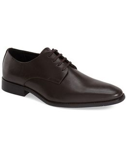 'ramses' Plain Toe Derby