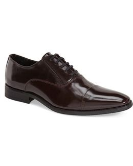 'radley Box' Cap Toe Oxford
