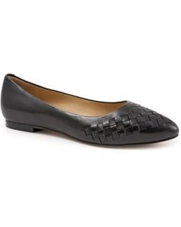 Estee Pointed Toe Flat