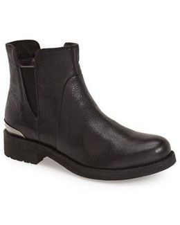 New Virna Leather Chelsea Boots
