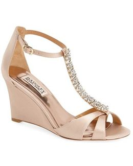 Romance Wedge Sandal
