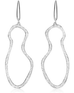 Riva Pod Diamond Cocktail Earrings