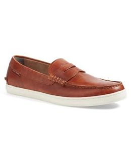 'pinch' Penny Loafer