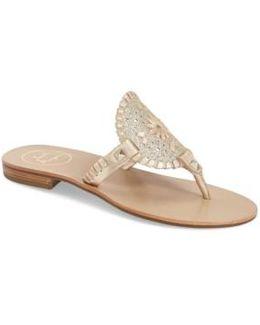 'georgica' Sandal